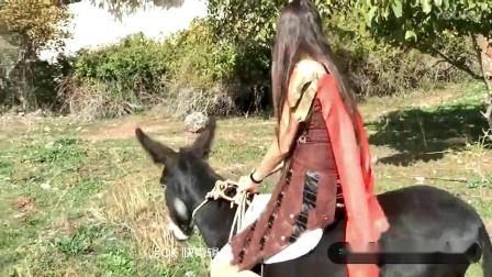 美女拉丁美女骑马第四集