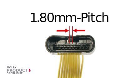 莫仕焦点产品 - Squba 密封型线对线连接器