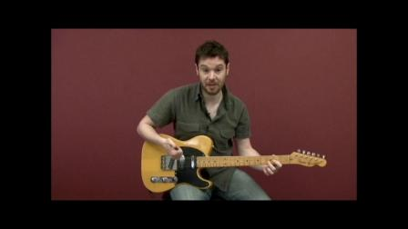 Using double stops in worship - electric guitar lesson