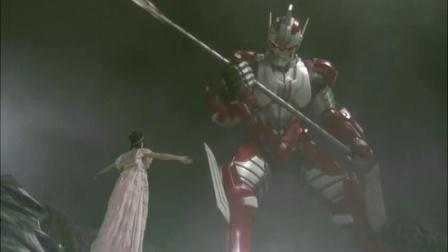 超决战贝利亚银河帝国赛罗出现的时候,我激动的跳了起来