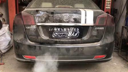 别克凯越改装中尾段阀门排气试车效果,全国热线:15127141120