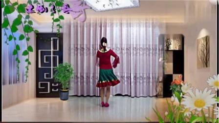 上津广场舞《丫山迷歌》编舞応子学舞制作西沙