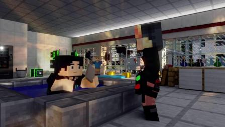 我的世界动画-欢乐健身房-Arcimage