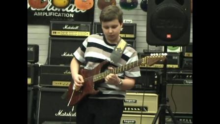 Anton Oparin - Gary Kramer Guitar - Guitar Clinic Part 1