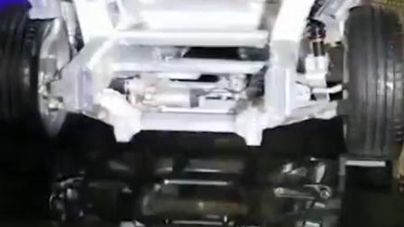 邦老师参加昶洧汽车活动,看看昶洧首款汽车的底盘怎么样?