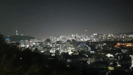 深夜山行的魅力,鹰峰山夜景 - 2AM