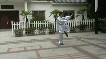 吕有新老师陈式太极拳新架一路教学,30-60式慢动作