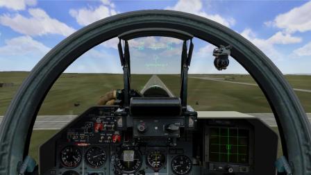 SU 27不规范降落训练