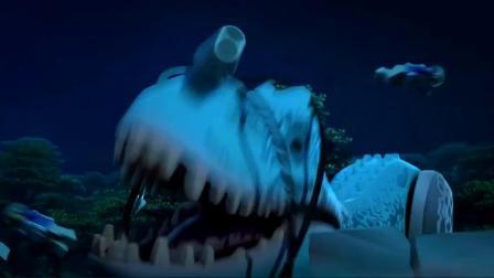 乐高侏罗纪世界帝王暴龙说服了迅猛龙