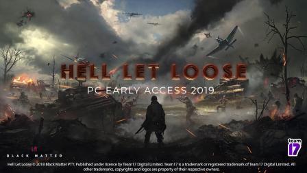 【游民星空】二战FPS《人间地狱》游戏预告