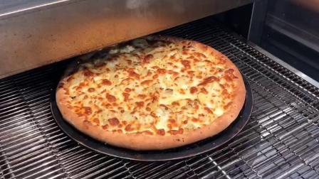 榴莲控不可错过的榴莲披萨,Dr.Pizza比萨学院米熊课堂直播教学