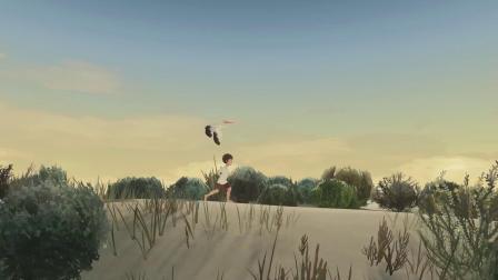 《男孩与鹈鹕》游戏宣传片