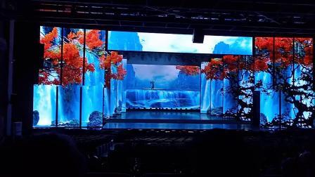贵州丹寨芦笙万达小镇剧场锦秀丹寨欢迎你