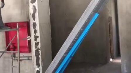 轻质隔墙板安装车,墙板立板机 ,隔墙板安装机