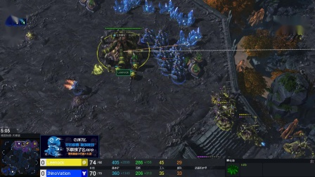StarCraft2 11月29日功夫杯第23周(2)Leenock vs INnoVation(T) 2018