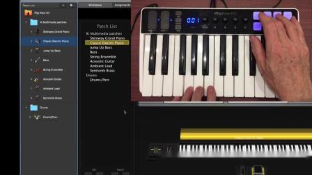 iRig Keys I/O搭配MainStage - 字幕版