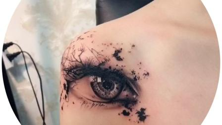 哈尔滨纹身店哪里好?俊亦刺青 女生纹身,女士纹身 小清新纹身 纹身图案