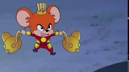猫军攻打福五鼠,福五鼠疲惫不堪