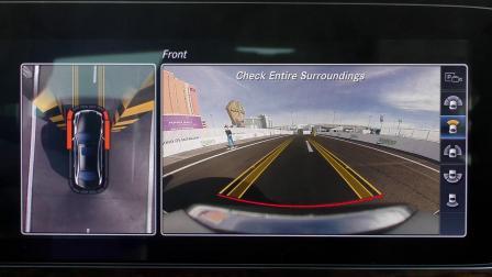 法雷奥_360自动紧急刹车系统 360AEB