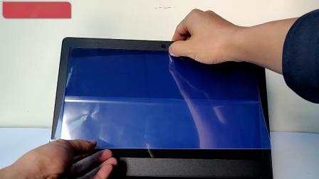 屏幕膜贴膜教程