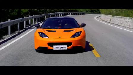 路特斯Elise evora 3M 1080-G54 Gloss Bright Orange 保定奥孚森