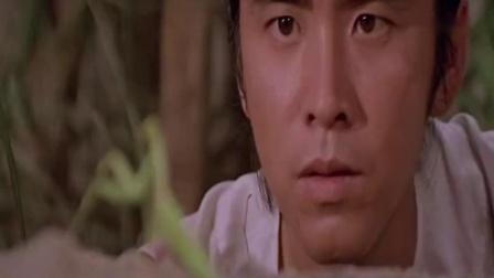 姜大卫观看螳螂而悟出了一套螳螂拳,从头到尾一秒都舍不得快进