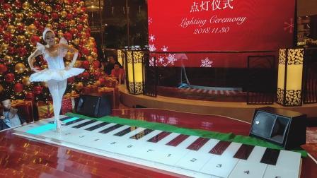 晟迪东煌 地板钢琴芭蕾