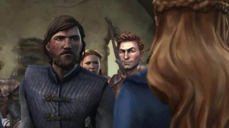 第04章B 冬之子-流程攻略|权力的游戏Game of Thrones 加马赛克+经剪辑【MANE】