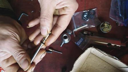 阀芯漏气,出气孔漏气,阀芯铜套的拆装视频。拼多多店铺:百锻金信誉商店
