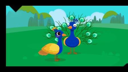 孔雀王子的尾巴不漂亮了,孔雀公主都不理他了怎么办?游戏