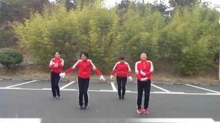 跳跳乐苐十六套第九节湖北广水东岳健身队