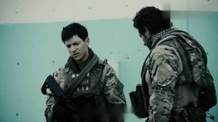 海豹突击队被僵尸围堵在小房间里,他让队友们离开,遗言让人泪目