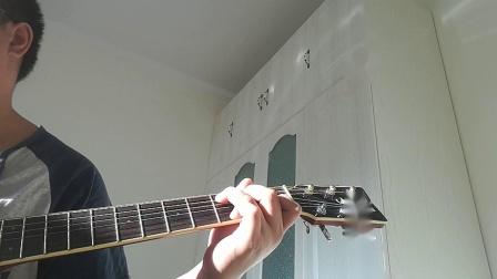 老狼-同桌的你吉他弹唱