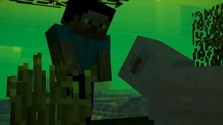 我的世界动画-史蒂夫死后-Minecraft Cinema Series