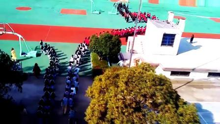 义乌外国语学校小学部武术操&花样跑操