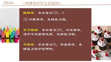 B15张存福-西安旅游烹饪职业学校-《活性干酵母的活化处理》