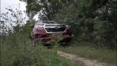 日产纳瓦拉同胞兄弟 锐骐6开出了福特150的感觉