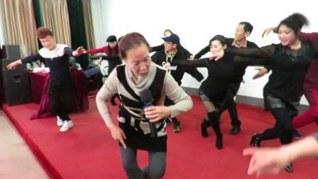 丹东市振安区举办2018三级社会体育指导员培训班之技能广场舞培训