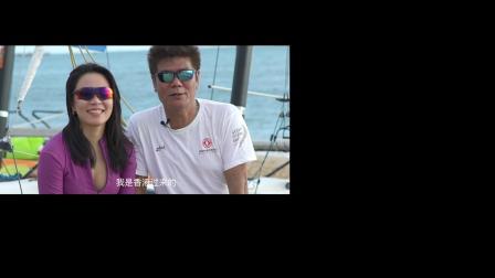 2018中国家庭帆船赛天涯海角杯三亚站赛事集锦