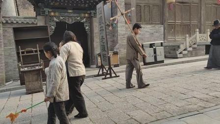 赵紫玥在电视剧《猎手》中,精彩演出。video_20181202_141103