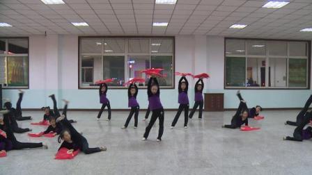 山西交城建荣舞蹈培训中心选送节目