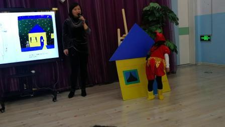 "VID_20181130""书香故事会""大二班家长讲故事《公鸡的新邻居》"
