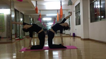 舒韵双人瑜伽----印度之花
