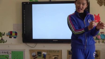 1柯岩中心幼儿园中班年段集体教学活动《鼠小弟的小背心》薛春英