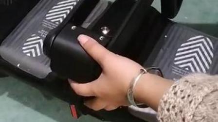 永久平衡车 K6 手控杆安装视频