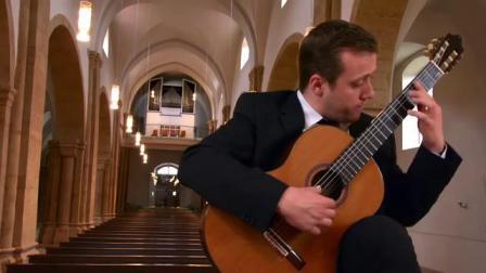 Prelude, Fugue & Allegro BWV 998 - Johann Sebastian Bach played