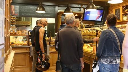 被选为最美味的法国面包店