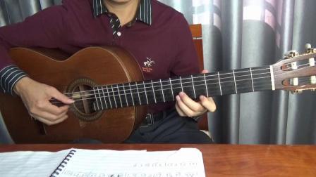 GuitarManH-------《星语心愿》吉他独奏