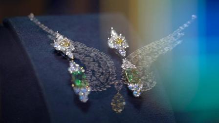 从「星」看纽约——海瑞温斯顿高级珠宝与腕表主题展产品篇