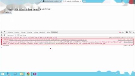No.10  PI Web API I Online Course - CORS